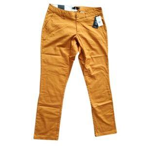 Volcom Junior's Frochickie Classic Chino Pant